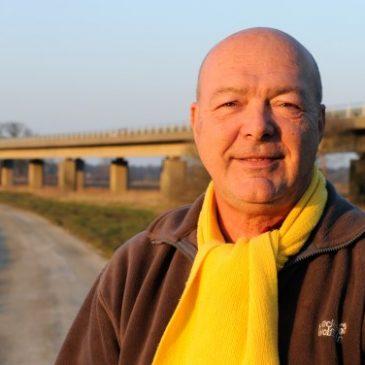 Fractievoorzitter Rolf Krijnen van KERN Bergen luidt de noodklok