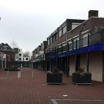 Leegstand in de gemeente Bergen van horecapanden en winkels en de gevolgen.