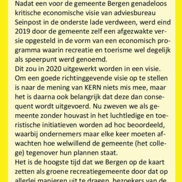 Artikel Maasduinen Courant 3 juni 2021