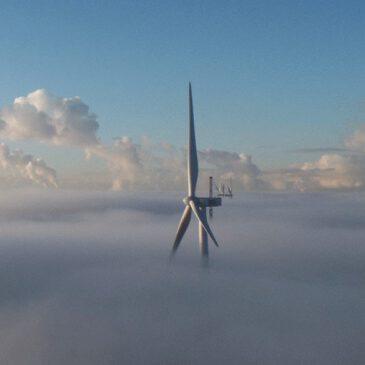 Mist rondom de Wells Meer B.V.